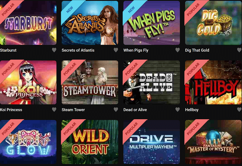 Slots.io Casino Video Slots