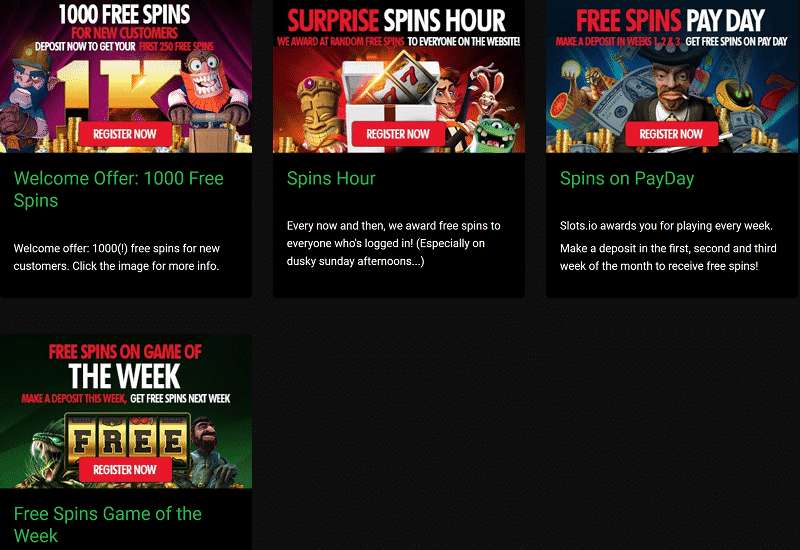 casino no deposit free spins 2019