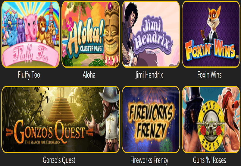 Slots Hangout Casino Video Slots