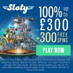 Sloty Casino Bonus And  Review News