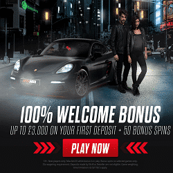 100% Up To £3000