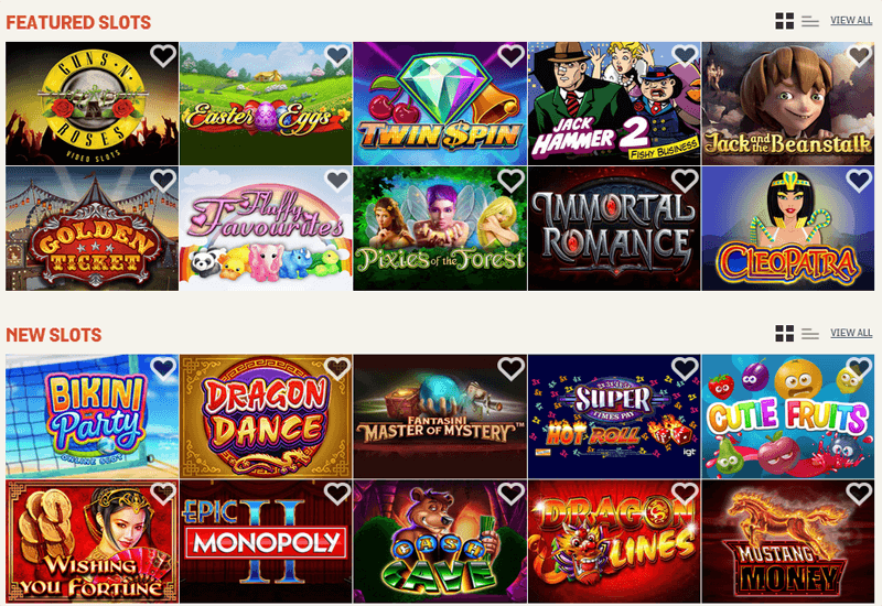 The Best Free Spins No Deposit Offers Here