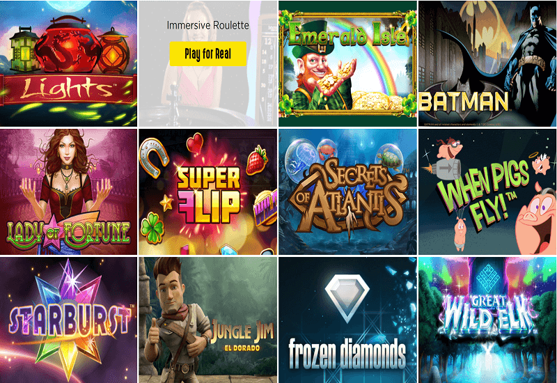 Spinit Casino Video Slots