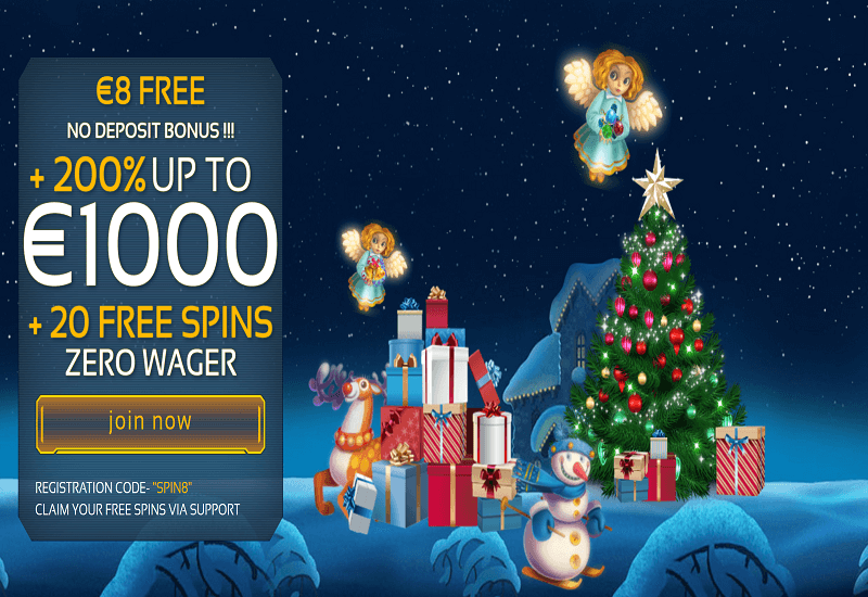 Spintropolis Casino Promotion