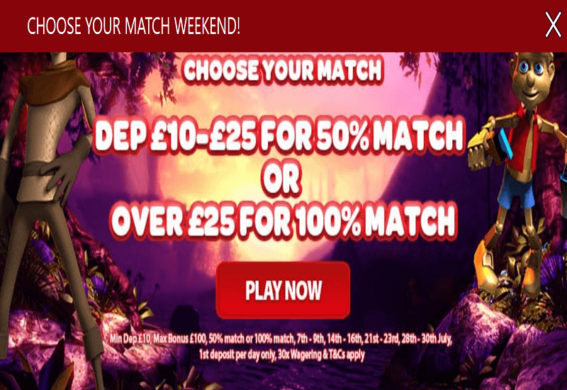 The Sun Play Casino Promotion