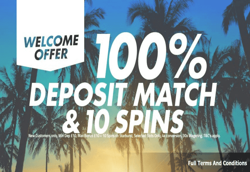 Sunset Spins Casino Promotion