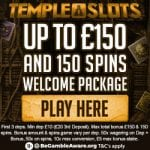 Temple Slots Casino Bonus And  Review  Promotions