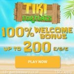 Tiki Fortune Casino Bonus And  Review News