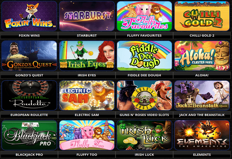 Amazon Slots Casino Video Slots