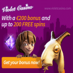 Violet Casino Bonus And Review News