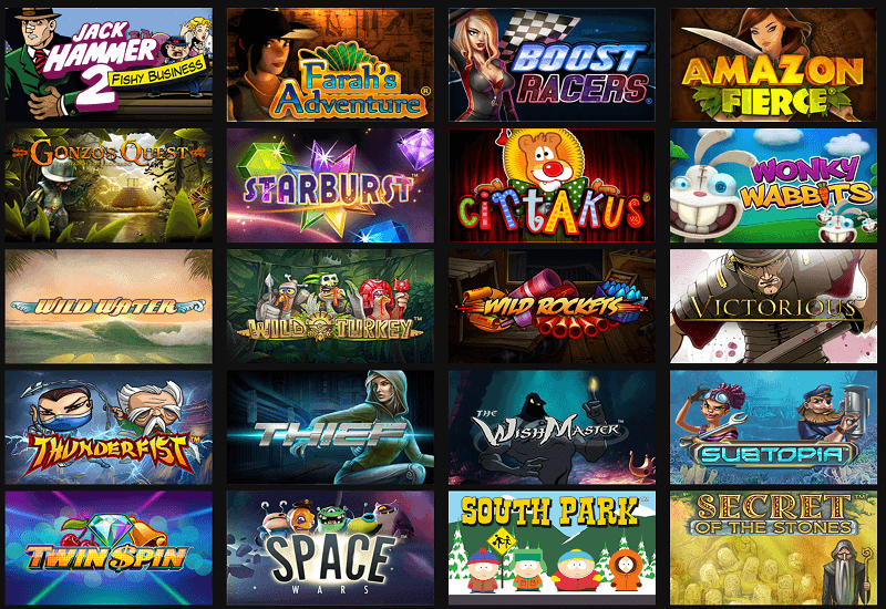 Vive La Suerte Casino Video Slots
