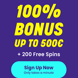 100% Up To €500