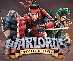 Warlords: Crystals of Power Video Slot Game