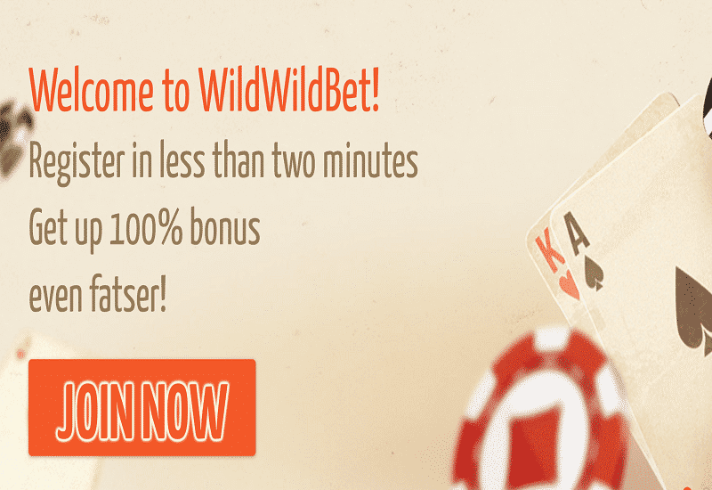 Wild Wild Bet Casino Promotion