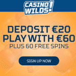 Casino Wilds Bonus And Review News