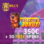 Will's Casino Bonus And  Review  Promotion