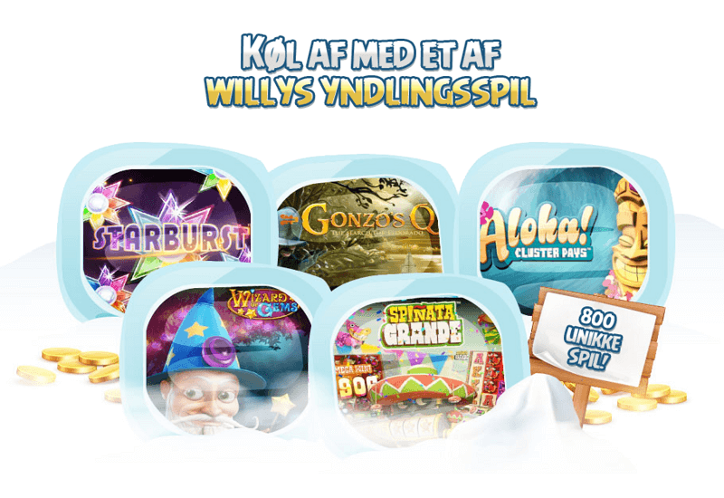 Willy Casino Video Slots