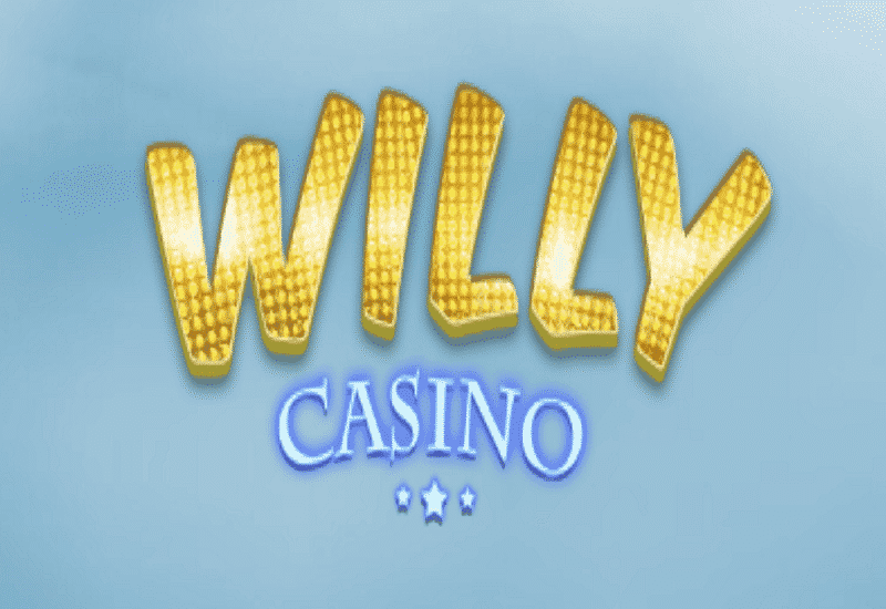 Willy Casino Home Page
