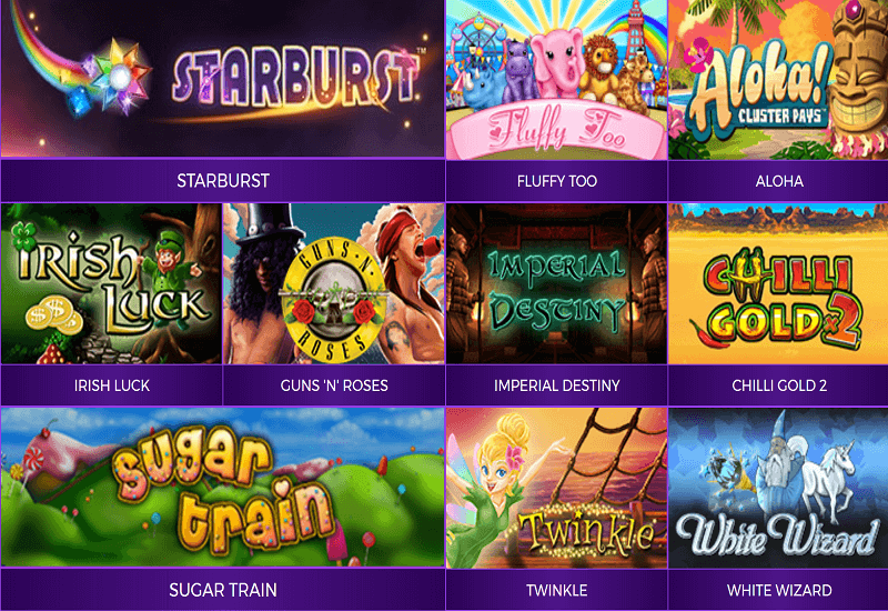 Wizard Slots Casino Video Slots