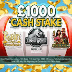 Arctic Spins: £1000 Cash Stake tournament
