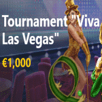 Viva Las Vegas: €1000 from Buran Casino