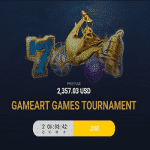 Campeonbet's GameArt Tournament