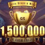 Daily Drops & Wins at casino Cashimashi