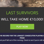 $/€10,000 for the last survivors of Cashiopeia