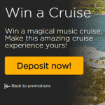 Win a Mediterranean cruise at Casino Cruise