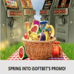 CasinoLuck & iSoftBet Spring Promotion