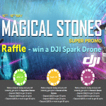 CasinoLuck Super Promo - Magical Stones