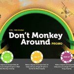 Don't Monkey Around - play at CasinoLuck instead