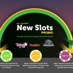 New Slots Promo - try some games at CasinoLuck