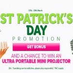 CasinoLuck - St Patrick's Day Promotion