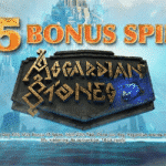 Cheeky Win: 15 Bonus Spins in Asgardian Stones