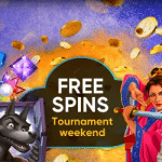 A Weekly Free Spins Tournament at CloudBet