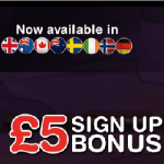 £5 + £500 Bonus & 50 Free Spins at Coin Falls