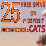 Conquer Casino delivers 35 Free Spins on NetEnt's Copy Cats