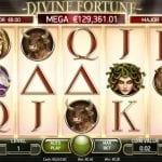 Divine Fortune - next video slot by NetEnt for January 2017
