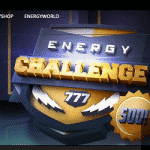 A weekend challenge with €1000 & 7393 Free Spins from Energy Casino