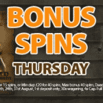 Up to 40 Free Spins on Dead or Alive – every Thursday at Fika Casino