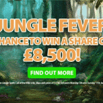 Fika Casino's Jungle Fever promo - £8,500