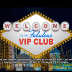 VIP £4,000 Vegas Competition by Flume casino