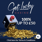 Get Lucky Casino Bonus And  Review  Promotions
