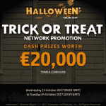 Trick or Treat - Halloween promo by GunsBet