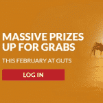 Guts Casino: Massive prizes - up for grabs