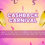 The Cashback Carnival comes to Handy Vegas
