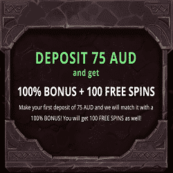 110 Free Spins