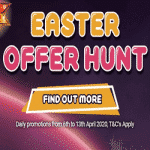 An Easter Offer Hunt by Jackpot Wilds