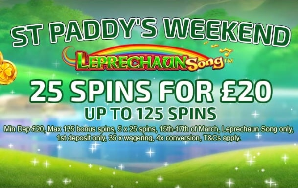 Love Reels Casino Promotion